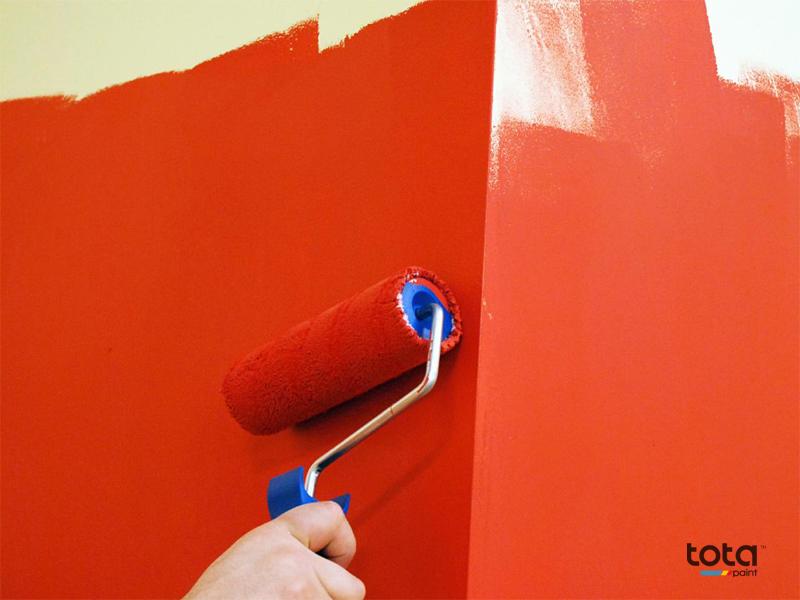 kinh nghiệm sơn nhà