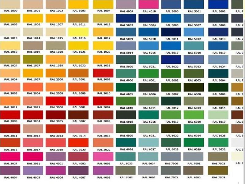 màu sơn nội thất đẹp