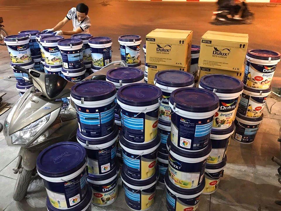 TotaPaint - Địa chỉ cung cấp sơn đáng tin cậy